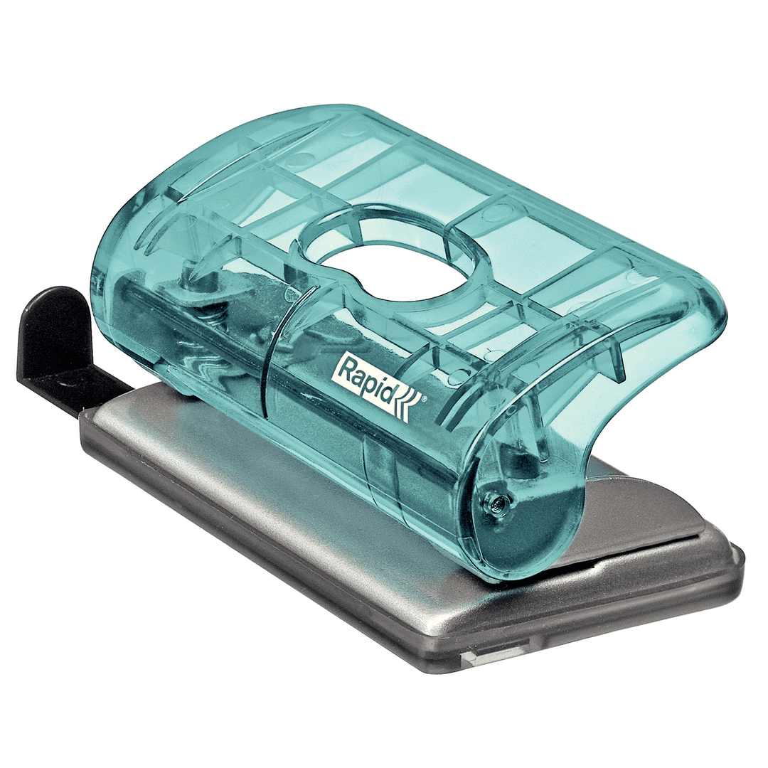 Hole punch FC5 Colour'Ice 2h/10sheets blue