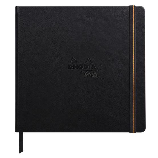 Rhodia Pen&inkwash hard 21x21cm 32sh blank