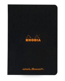 Rhodia Classic stapl black A5 dot
