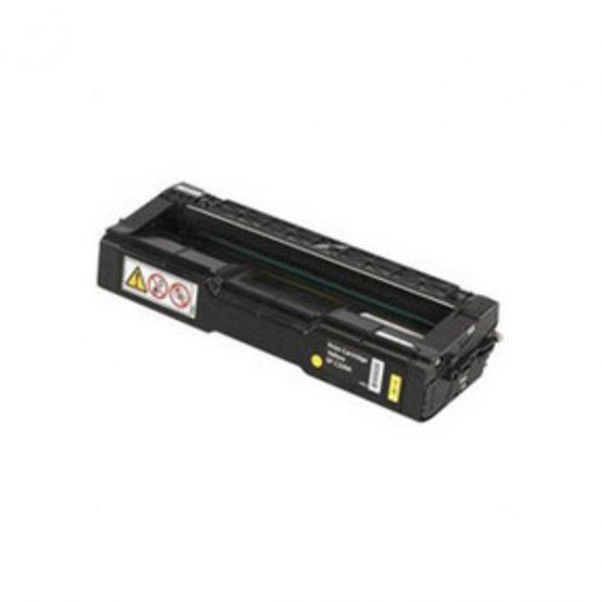 Ricoh/NRG SPC231SF/SPC310HE/SPC320DN yellow toner 6K