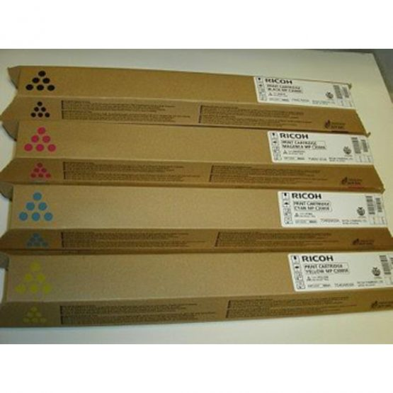Ricoh/NRG Ricoh MPC 4000/4501/5000/5501  yellow toner