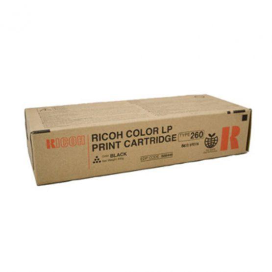 Type 260-B Ricoh CL7200/CL7300 svart toner