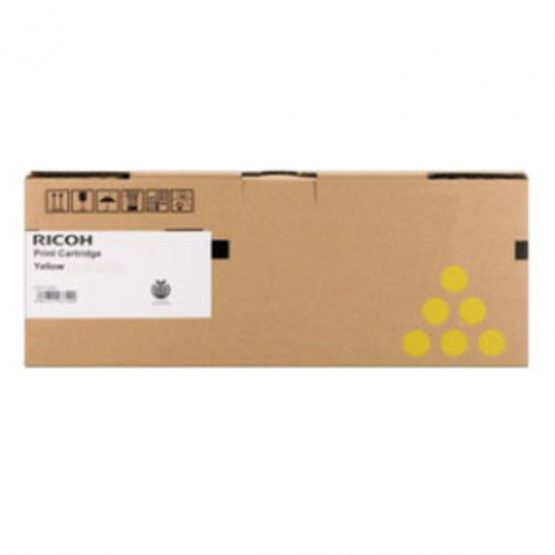Aficio SPC252 toner yellow 6K