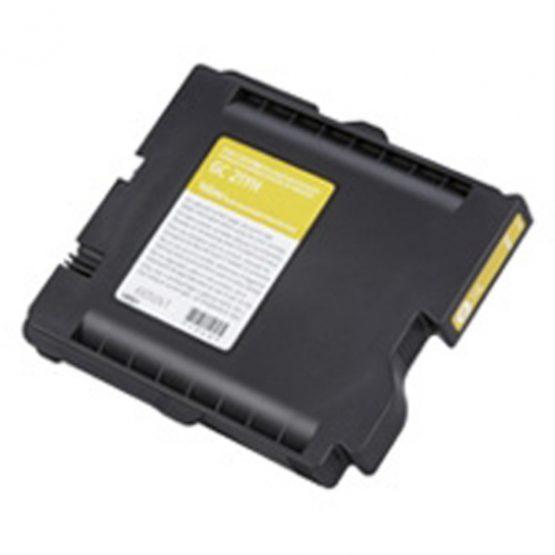 Aficio GXE3300N yellow cartridge