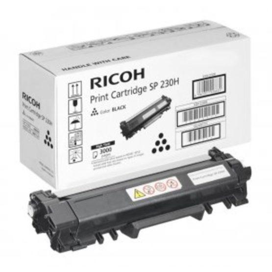 Ricoh SP230DNW high capacity toner black 3K