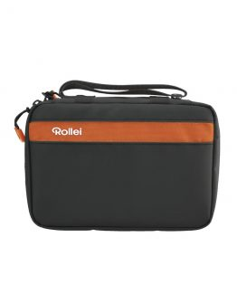 Rollei Actioncam Bag, Orange/Black