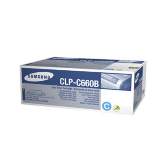 CLP-610ND/660N toner+opc cyan HC 5K
