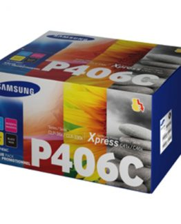 CLP-360 C/M/Y/K rainbow toner kit