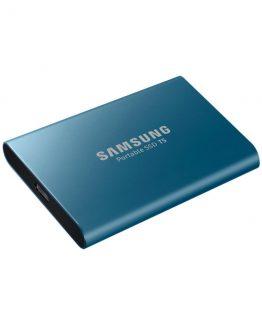 Samsung Portable SSD T5 500GB, Blue