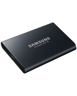 Samsung Portable SSD T5 2TB, Black