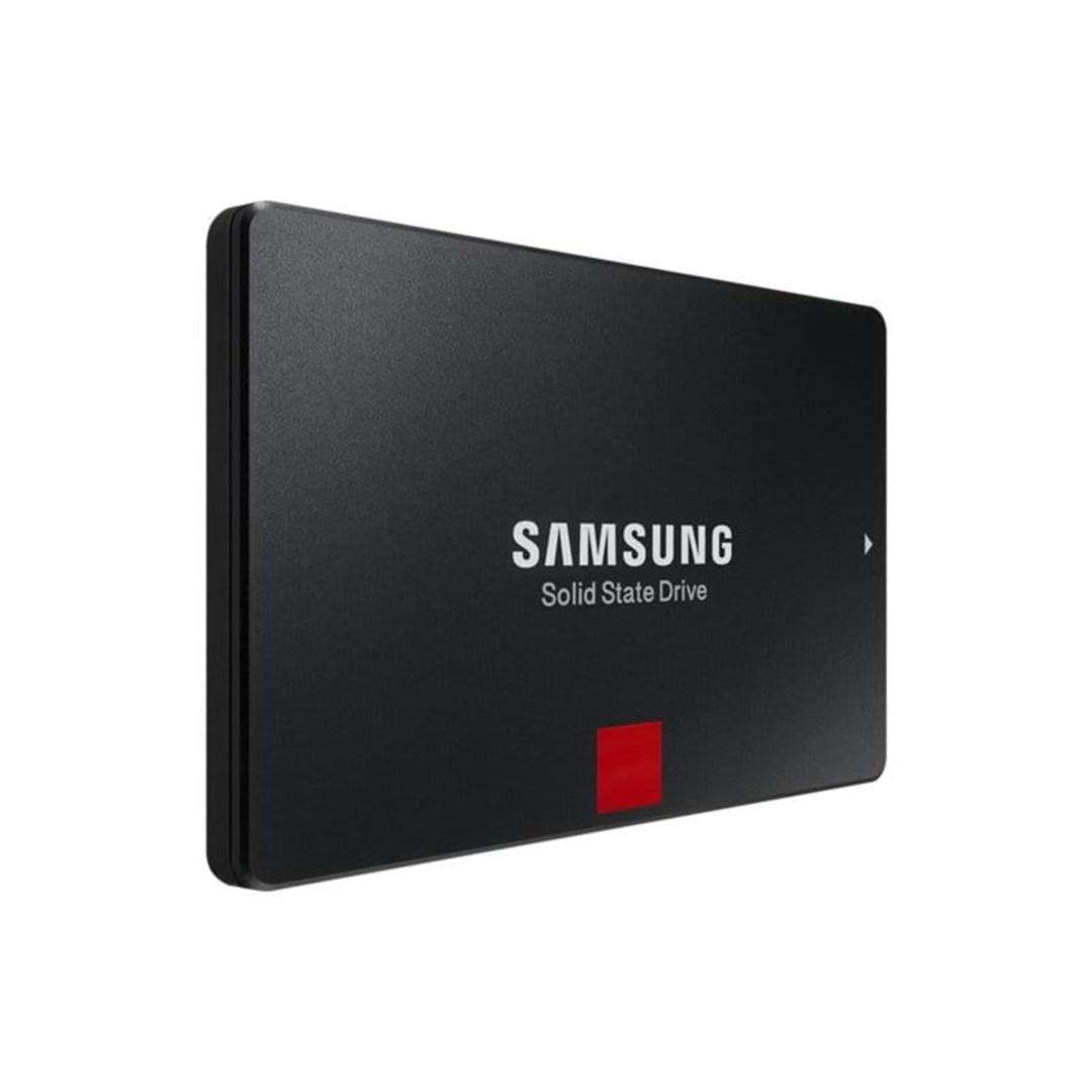 Samsung SSD 860 PRO 4TB, Black
