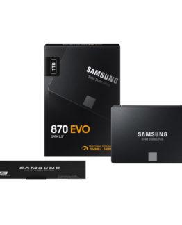 Samsung SSD 870 EVO 1TB SATA