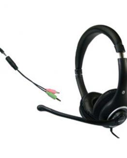 Plug'n Talk Headset, Black