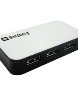 USB 3.0 Hub 4 ports (3+1 ports)