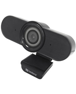 Sandberg USB AutoWide Webcam 1080P HD