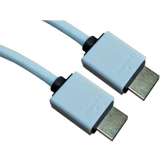 SAVER HDMI 2.0 Cable, White (3m)
