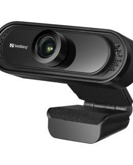 USB Webcam 1080P Saver, Black