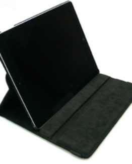 iPad Air Cover Stand Rotate, Black
