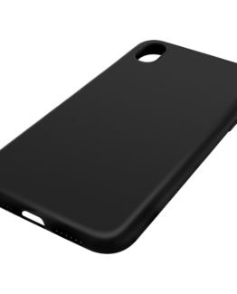 Sandberg Cover iPhone XR Soft Black