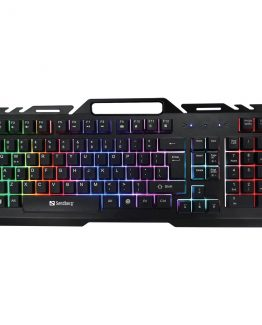 IronStorm Keyboard, Black (Nordic)