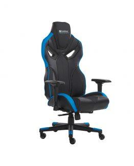 Voodoo Gaming Chair, Black/Blue