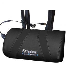 USB Massage Pillow, Black