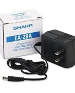 SHARP EA28A adapter for printing calculators