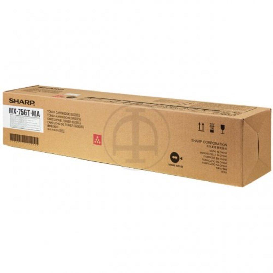 Sharp MX75GT Magenta Toner