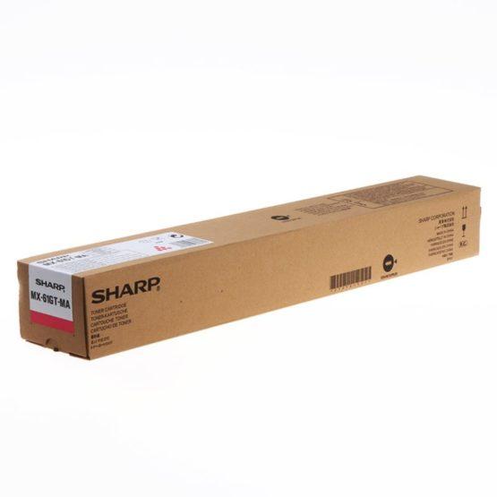 Sharp MX61GTMA Magenta Toner 24K
