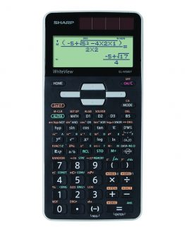 Scientific Calculator SHARP EL-W506T