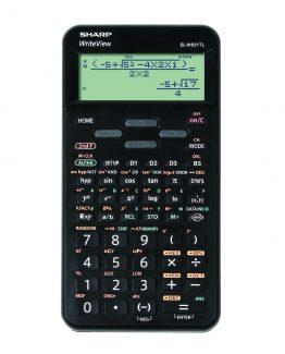 Sharp scientific calculator EL-W531TL black