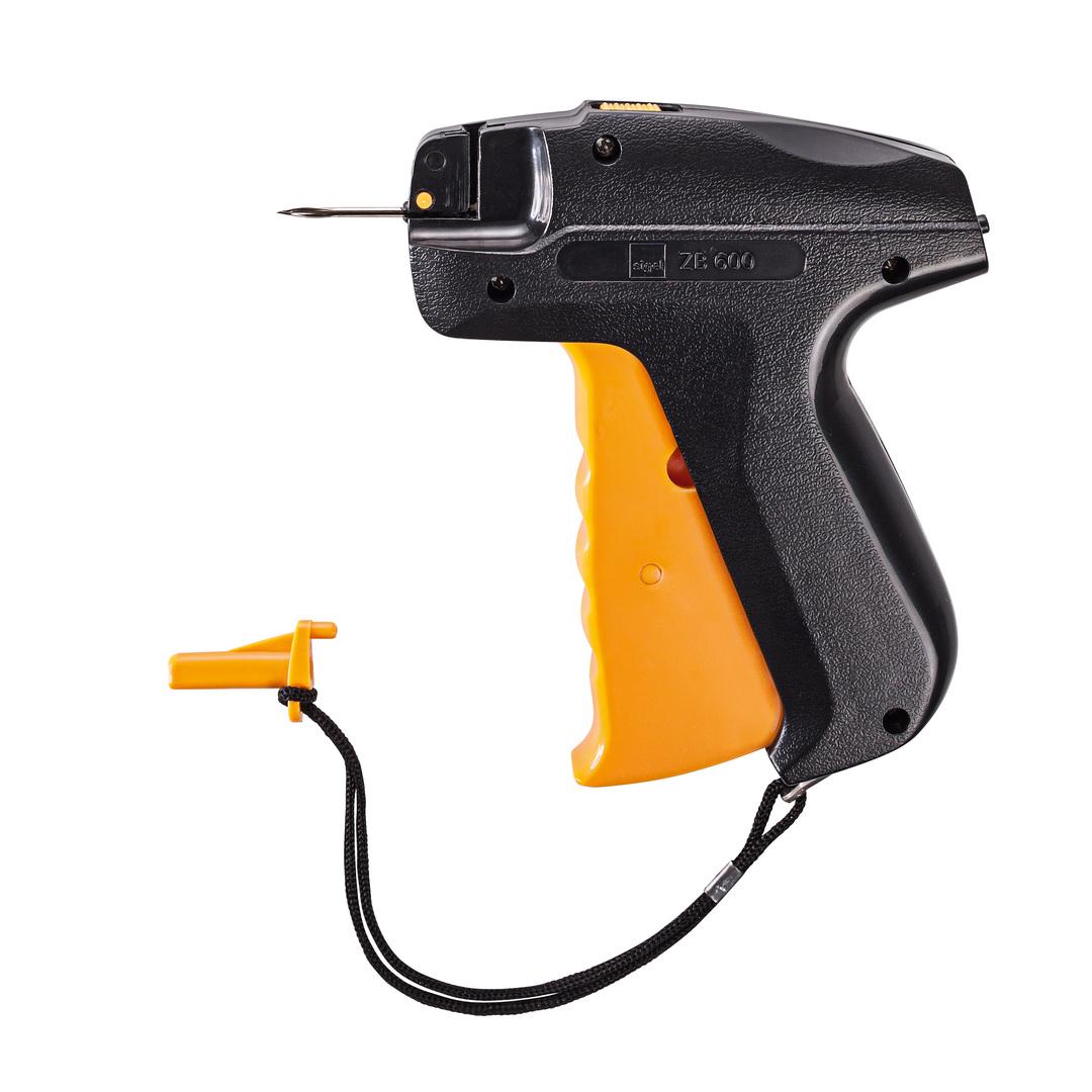 Tagging gun ZB600 labelling goods Ø 2 mm