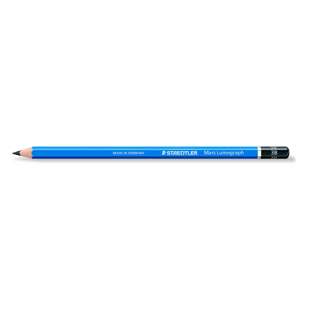 Pencil Mars Lumograph 3B