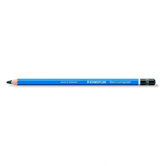 Pencil Mars Lumograph 7B