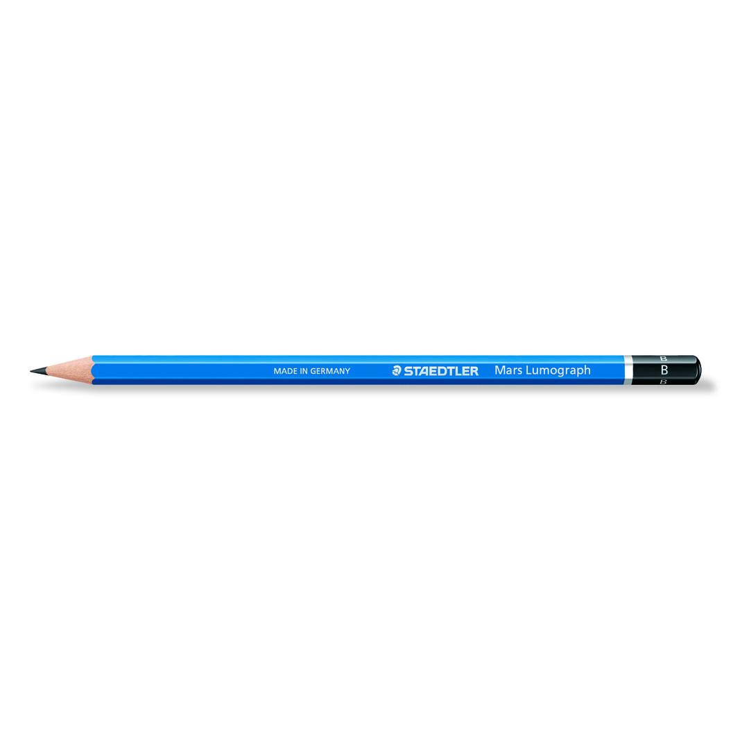 Pencil Mars Lumograph B