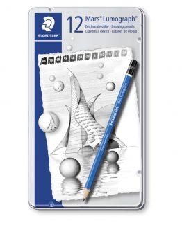 Pencil Mars Lumograph ass (12)