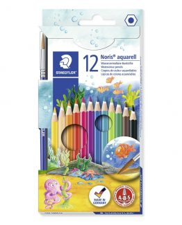 Coloured pencil Noris Club Aquarell ass (12)