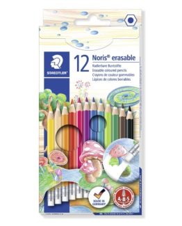 Coloured pencil Noris Club Aquarell w/tip ass (12)