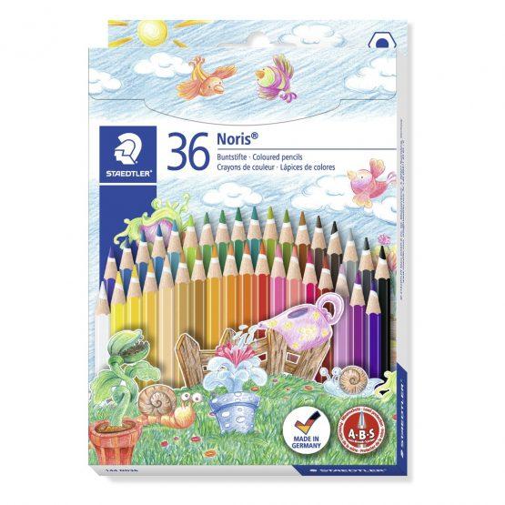 Coloured pencil Noris Club ass (36)