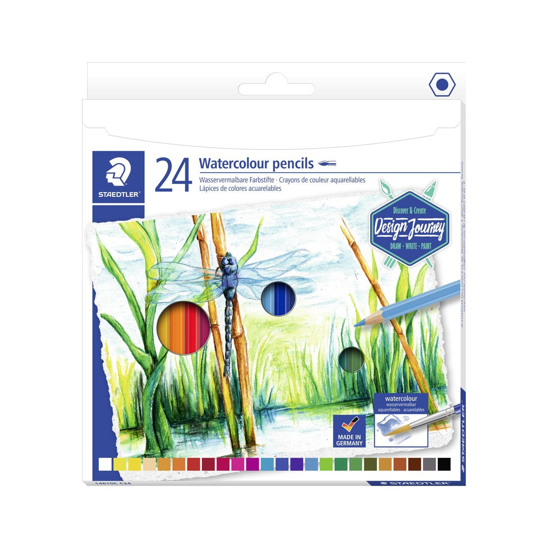 Coloured pencil Watercolour ass (24)