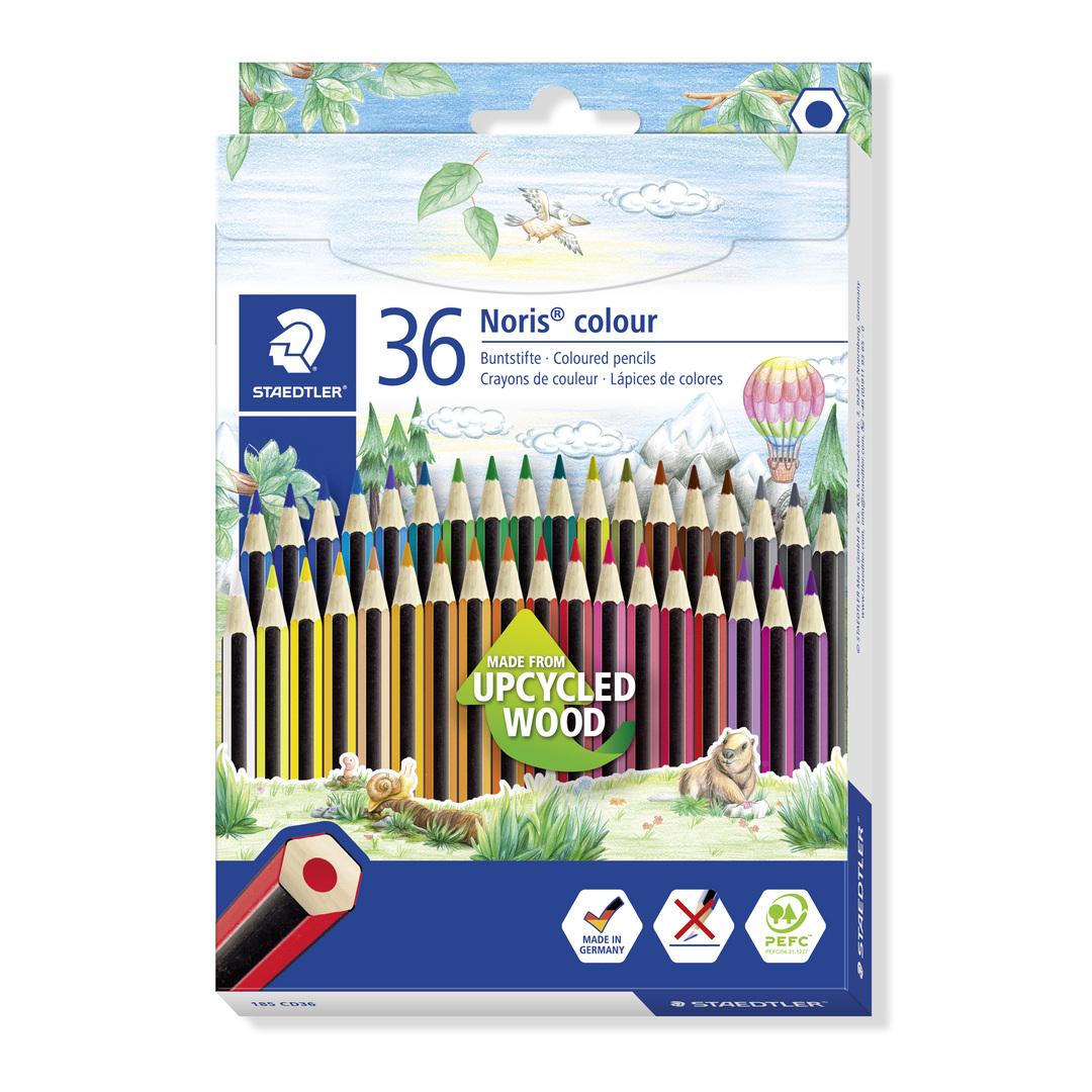 Coloured pencil Noris Colour ass (36)