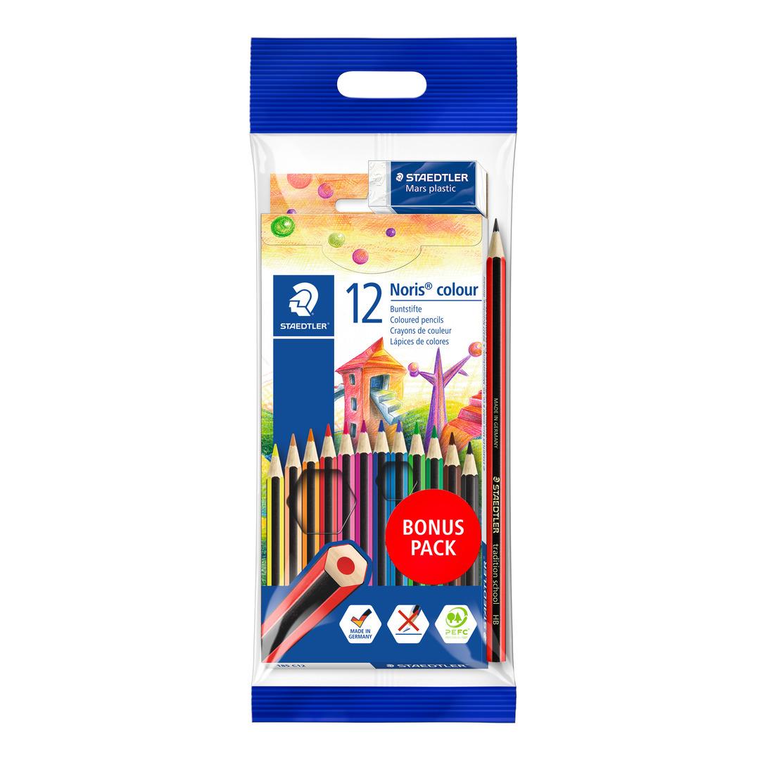 Coloured pencil Noris SET Colour ass (12)