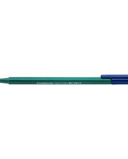 Fiber tip pen Triplus Color 1,0mm sea green