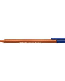 Fiber tip pen Triplus Color 1,0mm kalahari orange