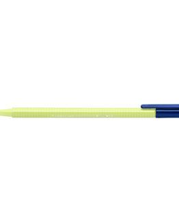 Fiber tip pen Triplus Color 1,0mm lime green
