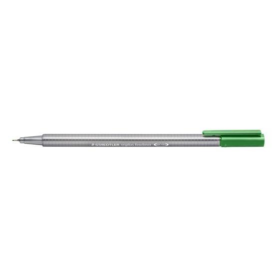 Fineliner Triplus 0,3mm green