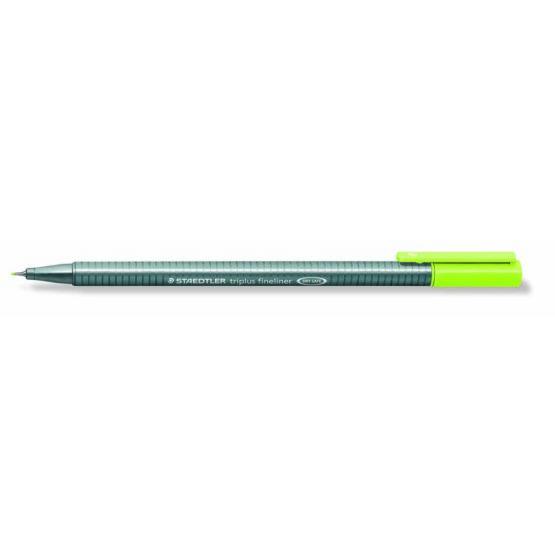 Fineliner Triplus 0,3mm lime green