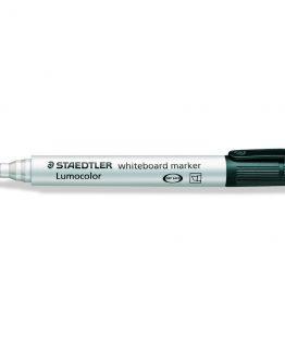 WB Marker Lumocolor chisel 2-5mm black