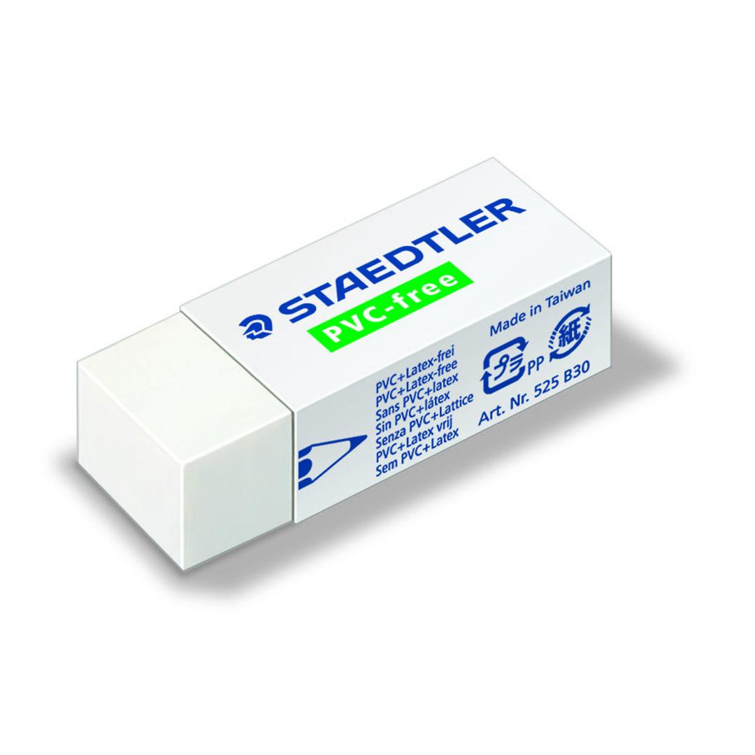 Eraser PVC-free 43x19x13mm