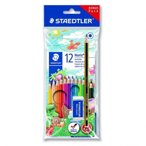 Coloured pencil Noris value pack ass (14)